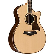 Taylor 800 Deluxe Series 814ce Grand Auditorium Acoustic-Electric Guitar