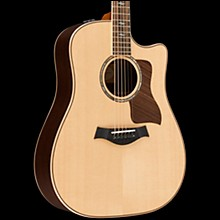 Taylor 800 Series 810ce Dreadnought Acoustic-Electric Guitar Natural