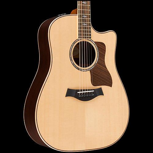 Taylor 800 Series 810ce Dreadnought Acoustic-Electric Guitar-thumbnail