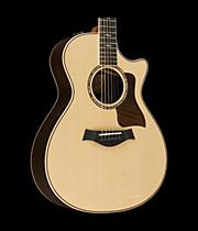 Taylor 800 Series 812ce Grand Concert Acoustic-Electric Guitar