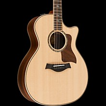 Taylor 800 Series 814ce Grand Auditorium Acoustic-Electric Guitar Natural