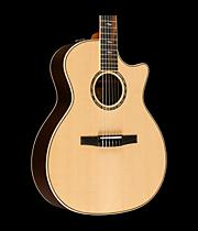 Taylor 800 Series 814ce-N Grand Auditorium Acoustic-Electric Nylon String Guitar