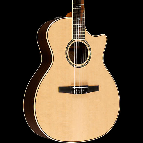 Taylor 800 Series 814ce-N Grand Auditorium Acoustic-Electric Nylon String Guitar-thumbnail