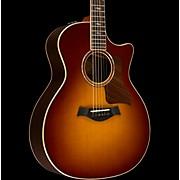 Taylor 800 Series 814ce-SB Grand Auditorium Acoustic-Electric Guitar