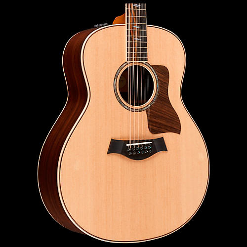 taylor 800 series 858e grand orchestra 12 string acoustic electric guitar gloss guitar center. Black Bedroom Furniture Sets. Home Design Ideas