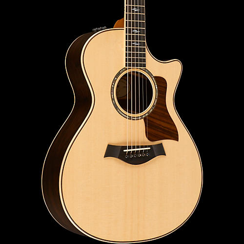 Taylor 800 Series Limited Edition 812ce Brazilian Rosewood Grand Concert Acoustic-Electric Guitar-thumbnail