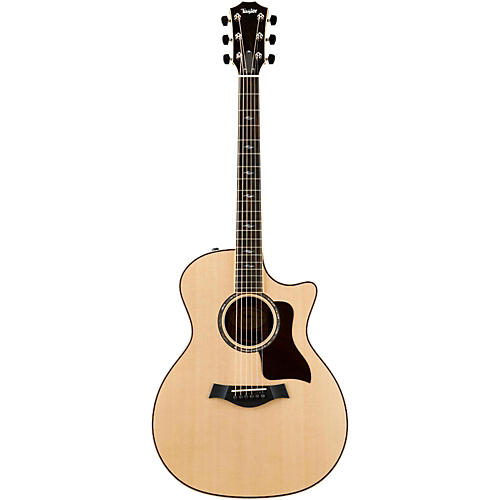 Taylor 800 Series Limited Edition 814ce Brazilian Rosewood 3-Piece Back Grand Auditorium Acoustic-Electric Guitar-thumbnail