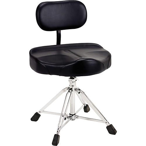 DW 8000 Series 4-Leg Tractor-Seat Drum Throne with Backrest-thumbnail