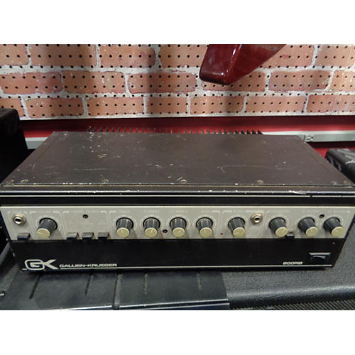 Gallien-Krueger 800RB Bass Amp Head