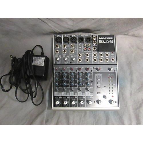 Mackie 802VLZ3 Unpowered Mixer