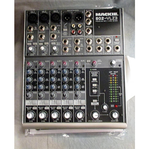 Mackie 802VLZ3 Unpowered Mixer