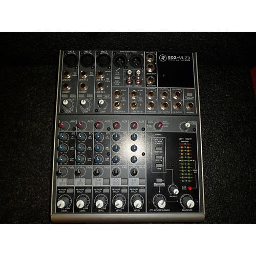Mackie 802VLZ3 Unpowered Mixer-thumbnail