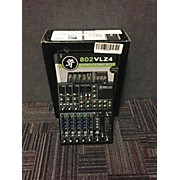 Mackie 802VLZ4 Unpowered Mixer