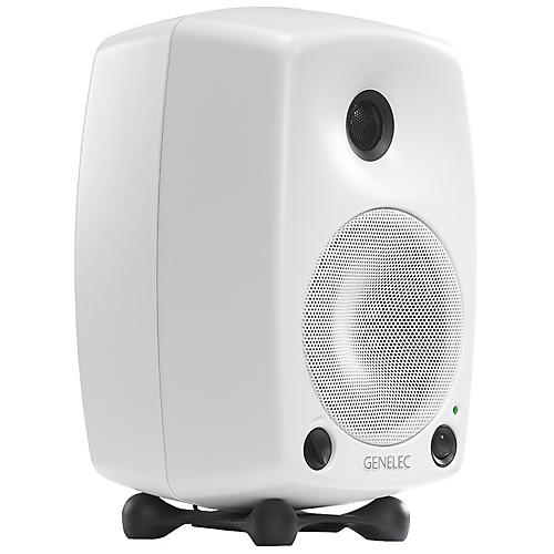 Genelec 8030A Bi-Amplified Monitor System White