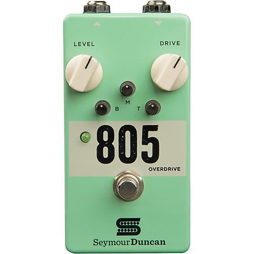 Seymour Duncan 805 Overdrive Guitar Effects Pedal-thumbnail
