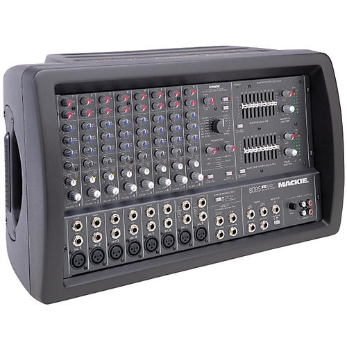 Mackie 808S 8-Channel Stereo Powered Mixer-thumbnail