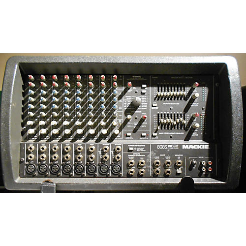 Mackie 808S FR SERIES Powered Mixer