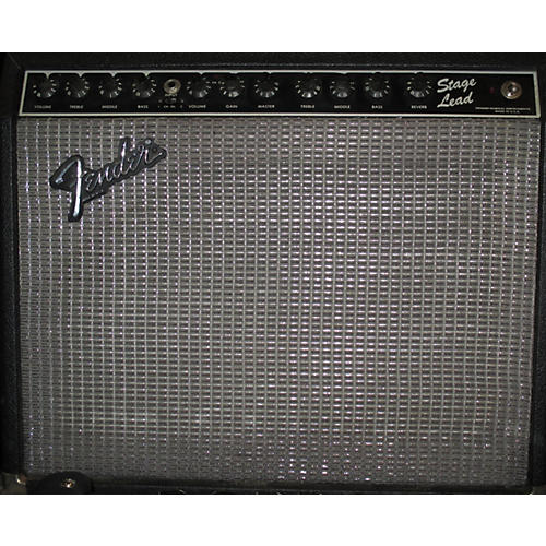 Fender 80s Stage Lead Guitar Combo Amp-thumbnail