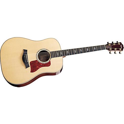 Taylor 810 Brazilian Rosewood Dreadnaught Acoustic Guitar-thumbnail