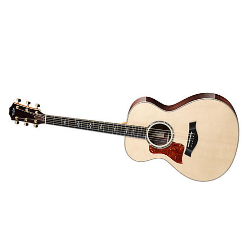 Taylor 812 Rosewood/Spruce Grand Concert Left Handed Acoutic Guitar