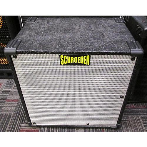 Schroeder 812PL Bass Cabinet