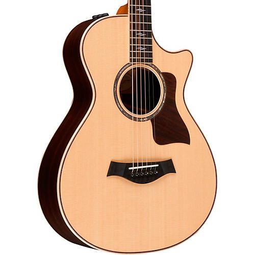 Taylor 812ce Grand Concert Cutaway 12-Fret ES2 Acoustic-Electric Guitar