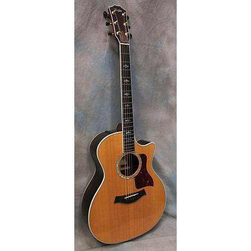 Taylor 814CE Acoustic Electric Guitar-thumbnail