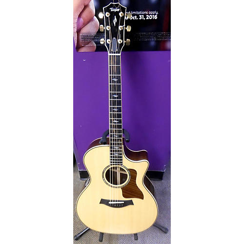 Taylor 814CE FIRST EDITION 136 OF 200 Acoustic Electric Guitar