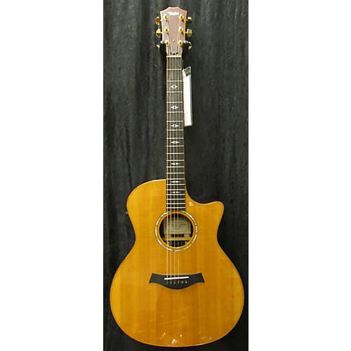 used taylor 814ce ltd cocobolo back and sides acoustic electric guitar guitar center. Black Bedroom Furniture Sets. Home Design Ideas