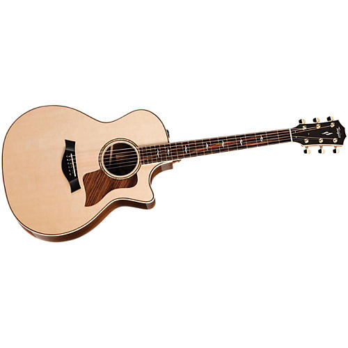 Taylor 814ce First Edition Grand Auditorium Cutaway ES2 Acoustic-Electric Guitar Natural