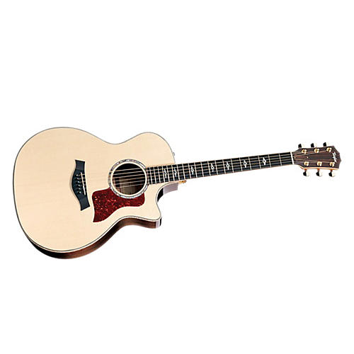 Taylor 814ce Rosewood/Spruce Grand Auditorium Acoustic-Electric Guitar Natural