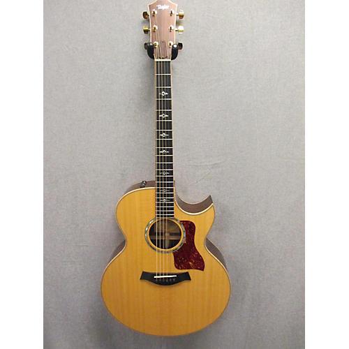 Taylor 815CE Natural Acoustic Guitar
