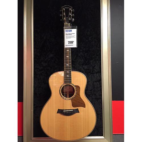 Taylor 816 Acoustic Guitar Natural