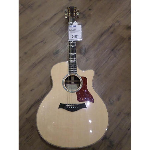 Taylor 816CE Acoustic Electric Guitar-thumbnail
