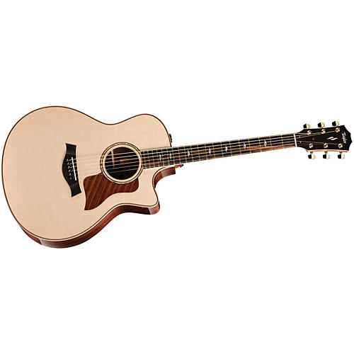 Taylor 816ce First Edition Grand Symphony Cutaway  ES2 Acoustic-Electric Guitar Natural