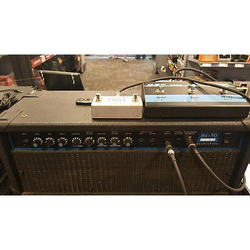 used seymour duncan 84 50 tube quadratone tube guitar amp head guitar center. Black Bedroom Furniture Sets. Home Design Ideas