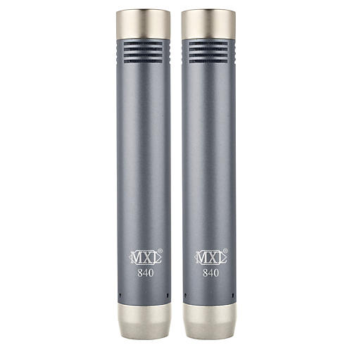 MXL 840 Small Diaphragm Instrument Microphones (Pair)