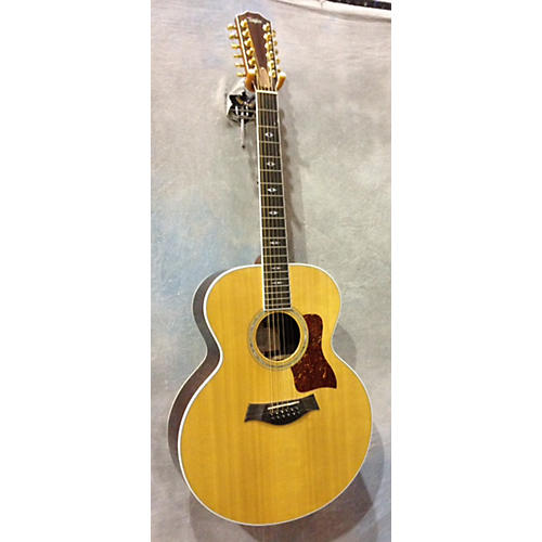 Taylor 855 12 String Acoustic Guitar