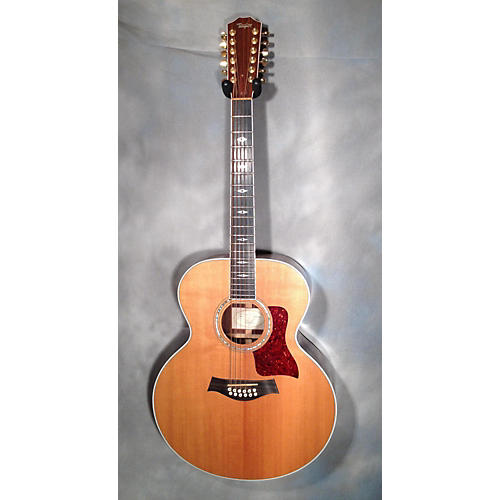 Taylor 855 12 String Acoustic Guitar-thumbnail