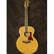 Taylor 855 12 String Acoustic Guitar