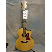 Taylor 855CE 12 String Acoustic Guitar