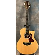 Taylor 856CE 12 String Acoustic Electric Guitar