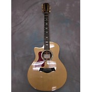 Taylor 856CE Left Handed Acoustic Electric Guitar