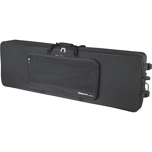 Musician's Friend 88-Key Oversize Keyboard Wheeled Soft Case 59