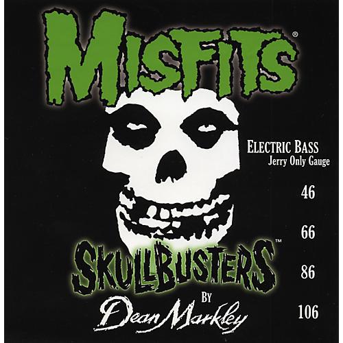 Dean Markley 8801 Misfits Skullbusters Bass Guitar Strings