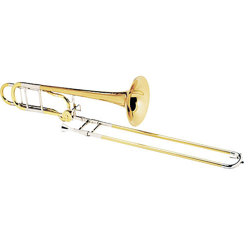 Conn 88HCL Symphony Series F Attachment Trombone Lacquer 9-inch Rose Brass Bell-thumbnail