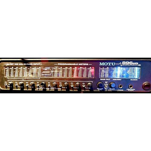 MOTU 896HD Audio Interface