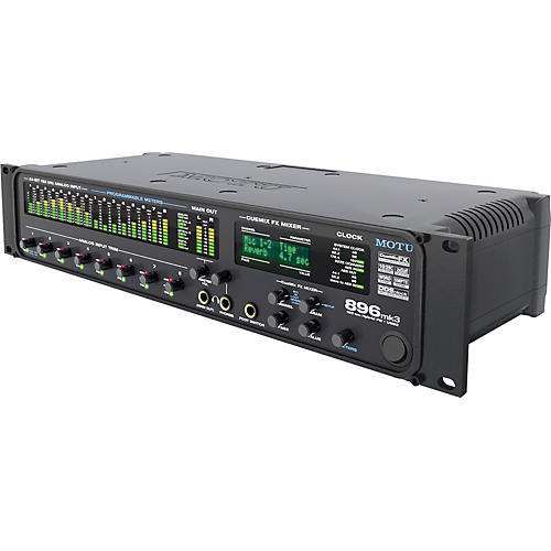 MOTU 896mk3 Hybrid-thumbnail