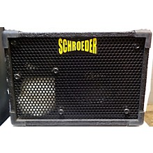 Schroeder 8L 400W Bass Cabinet