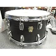 Ludwig 8X14 14X8 LUDWIG CLASSIC HYBRID BLACK OAK/MAPLE Drum